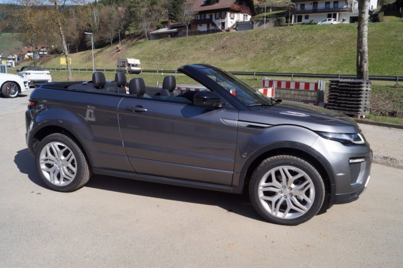 verkauft land rover range rover evoque gebraucht 2016 km in stuttgart. Black Bedroom Furniture Sets. Home Design Ideas