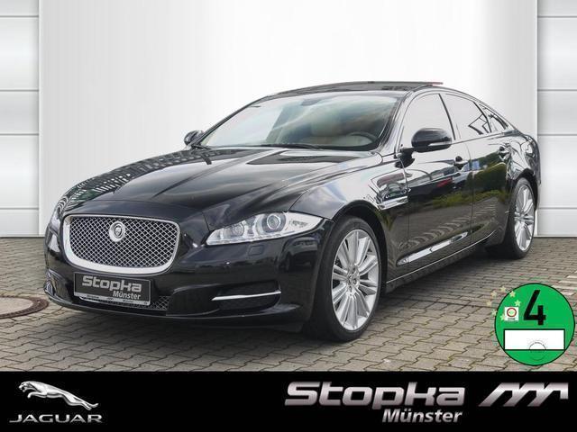 verkauft jaguar xj v6 diesel premium l gebraucht 2013 km in m nster. Black Bedroom Furniture Sets. Home Design Ideas