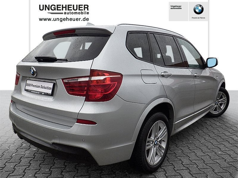 verkauft bmw x3 xdrive20d gebraucht 2012 km in. Black Bedroom Furniture Sets. Home Design Ideas