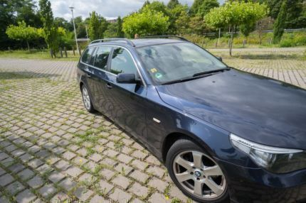 verkauft bmw 530 d kombi gebraucht 2006 km in koblenz. Black Bedroom Furniture Sets. Home Design Ideas