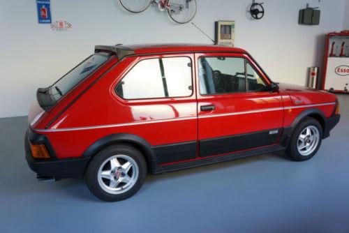 verkauft fiat 127 sport 75 hp gebraucht 1982 km in n rnberg. Black Bedroom Furniture Sets. Home Design Ideas
