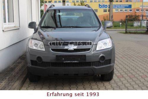Gebraucht 2010 Chevrolet Captiva 24 Benzin 8990 14772