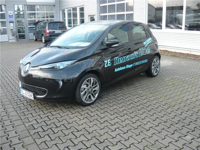 verkauft renault zoe intens ohne batt gebraucht 2016 5. Black Bedroom Furniture Sets. Home Design Ideas