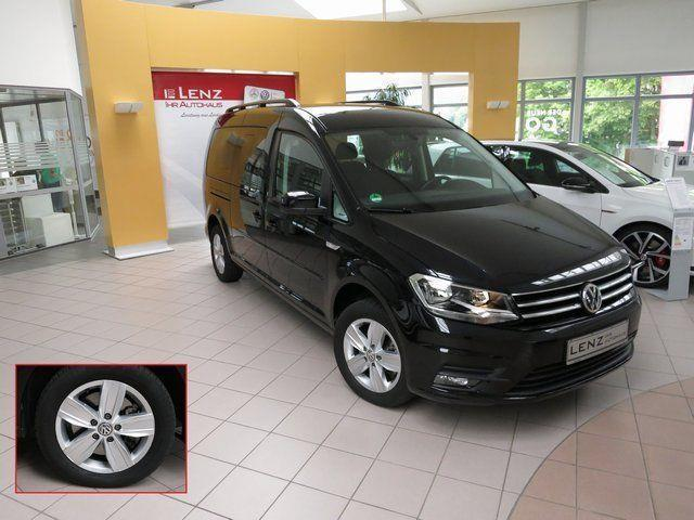 verkauft vw caddy maxi 2 0 tdi 7 sitze gebraucht 2015. Black Bedroom Furniture Sets. Home Design Ideas
