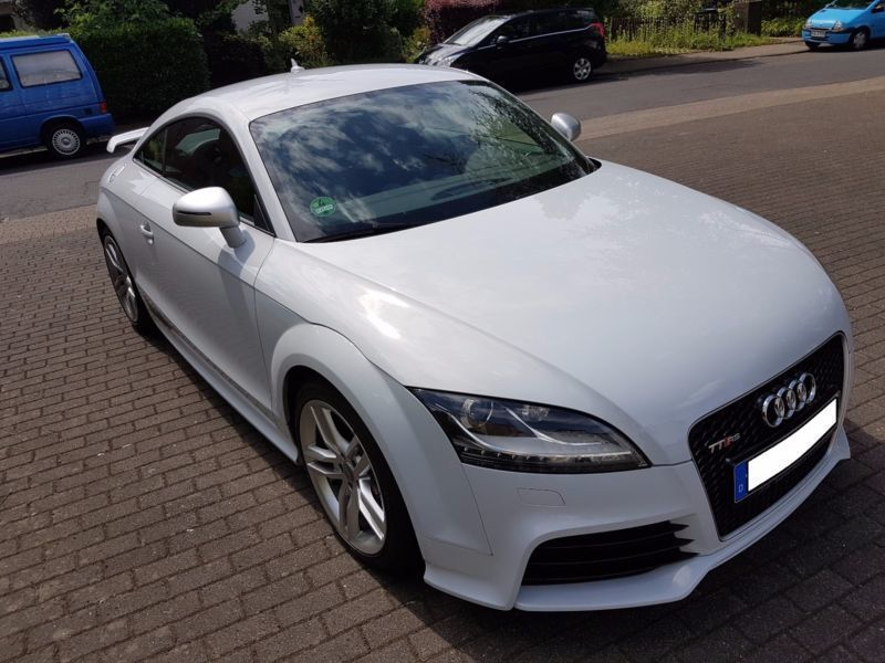 verkauft audi tt rs coupe gebraucht 2009 km in k ln. Black Bedroom Furniture Sets. Home Design Ideas