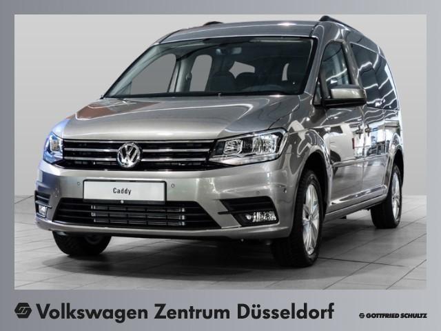 gebraucht VW Caddy Maxi 2.0 TDI COMFORTLINE BLUEMOTION TECHNOLO RADSTAND 3.006 MM 6-GANG-DSG