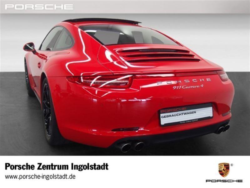 verkauft porsche 991 c4 coupe pdk sp gebraucht 2014 km in ingolstadt. Black Bedroom Furniture Sets. Home Design Ideas