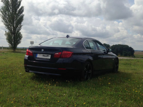 verkauft bmw 530 d xdrive aut gebraucht 2012 km in chemnitz. Black Bedroom Furniture Sets. Home Design Ideas