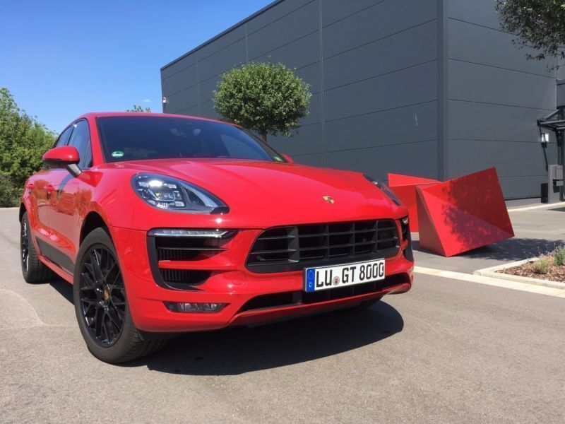 verkauft porsche macan gts pdk gebraucht 2017 km in ludwigshafen. Black Bedroom Furniture Sets. Home Design Ideas