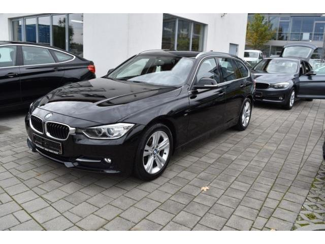 verkauft bmw 318 dt f31 gebraucht 2013 km in dachau. Black Bedroom Furniture Sets. Home Design Ideas