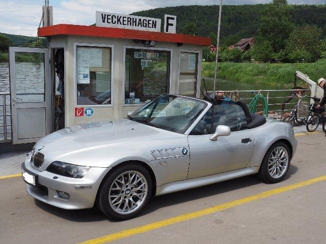 verkauft bmw z3 roadster sondermo gebraucht 2002. Black Bedroom Furniture Sets. Home Design Ideas