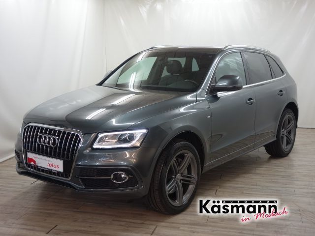 verkauft audi q5 3 0 tdi quattro s tro gebraucht 2013. Black Bedroom Furniture Sets. Home Design Ideas