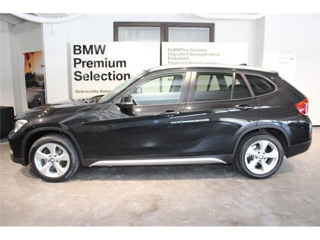 gebraucht sdrive20d leder navi klimaautomatik pdc v h bmw x1 2014 km in uchtelfangen. Black Bedroom Furniture Sets. Home Design Ideas