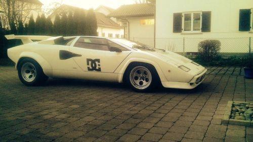 Verkauft Lamborghini Countach Replica Gebraucht 1992 9 000 Km In