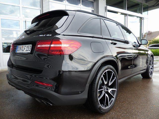 verkauft mercedes c43 amg amg glc 43 a gebraucht 2016 6. Black Bedroom Furniture Sets. Home Design Ideas
