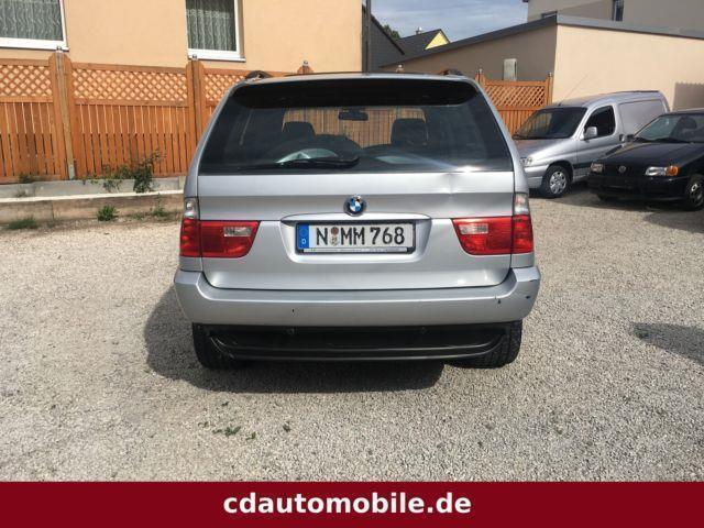 verkauft bmw x5 gebraucht 2005 km in oberasbach. Black Bedroom Furniture Sets. Home Design Ideas