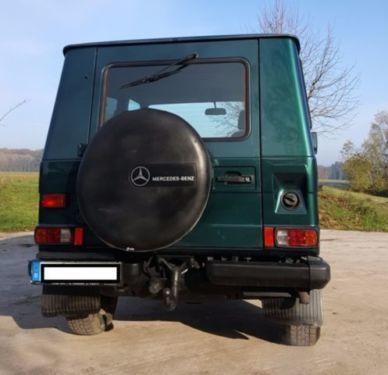 g290 gebrauchte mercedes g290 kaufen 24 g nstige autos zum verkauf. Black Bedroom Furniture Sets. Home Design Ideas