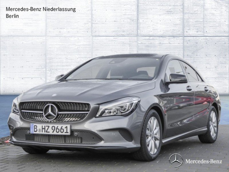 verkauft mercedes cla200 coup gebraucht 2016 km in berlin marienfelde. Black Bedroom Furniture Sets. Home Design Ideas