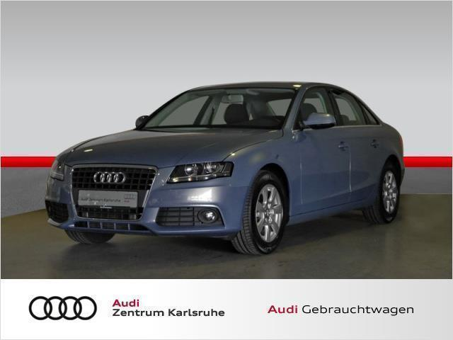 verkauft audi a4 1 8 tfsi ambiente kl gebraucht 2009 km in karlsruhe. Black Bedroom Furniture Sets. Home Design Ideas