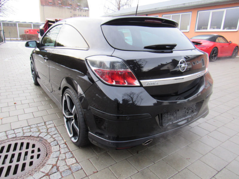 verkauft opel astra gtc astra hsport o gebraucht 2008. Black Bedroom Furniture Sets. Home Design Ideas