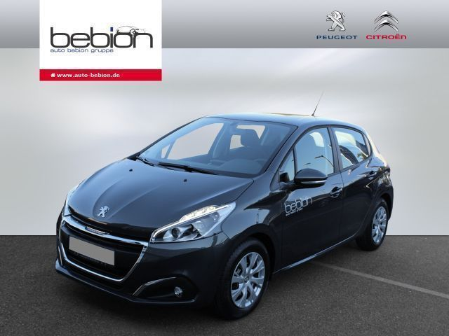 verkauft peugeot 208 puretech 82 active gebraucht 2015 km in t bingen. Black Bedroom Furniture Sets. Home Design Ideas