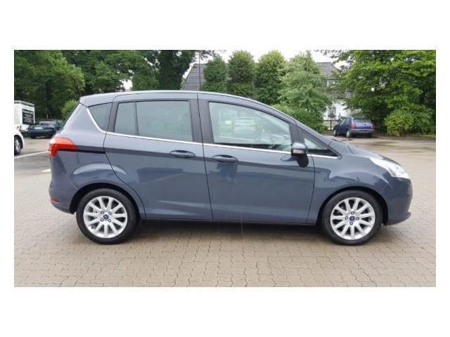 verkauft ford b max titanium 1 6 tdci gebraucht 2014 km in langenhagen. Black Bedroom Furniture Sets. Home Design Ideas