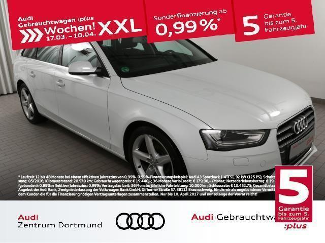 gebraucht Audi A4 Avant 2.0TDi Ambition/18Z./Navi+/Xenon