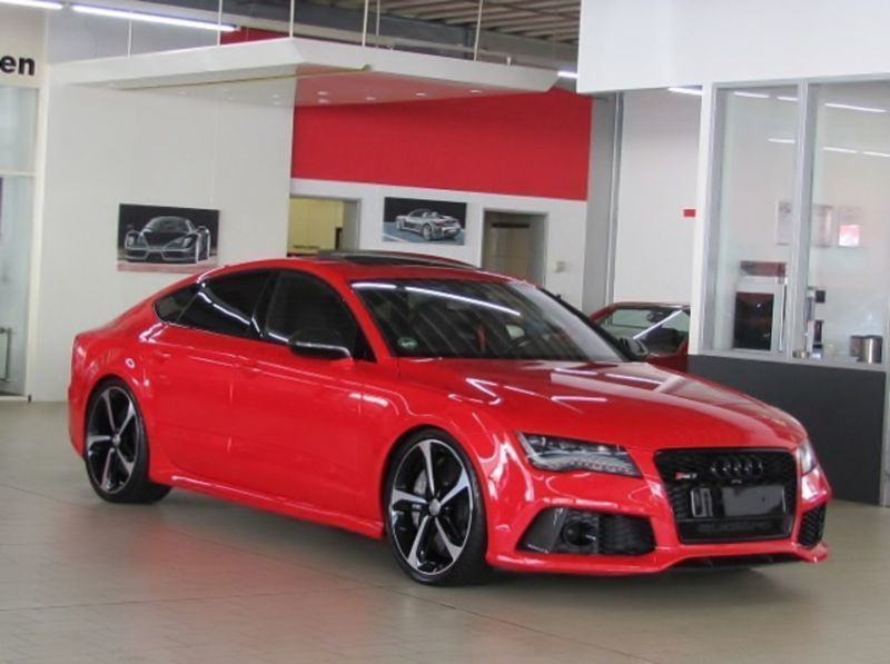 verkauft audi rs7 rs7 sportback led na gebraucht 2013 km in aurich. Black Bedroom Furniture Sets. Home Design Ideas