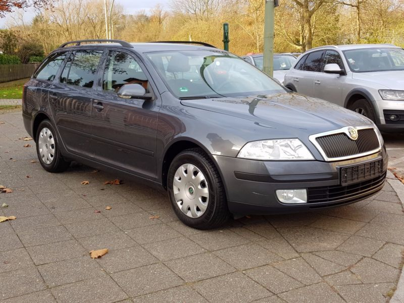 verkauft skoda octavia combi ambiente gebraucht 2008 km in berlin. Black Bedroom Furniture Sets. Home Design Ideas