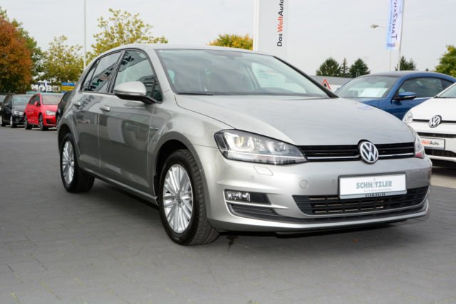 verkauft vw golf vii 1 4 tsi dsg cup x gebraucht 2014 km in hilden. Black Bedroom Furniture Sets. Home Design Ideas