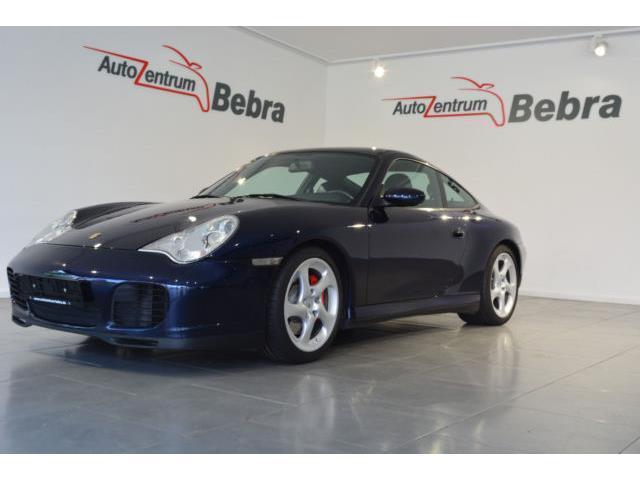 verkauft porsche 911 carrera 4s 996cou gebraucht 2002 km in bebra. Black Bedroom Furniture Sets. Home Design Ideas