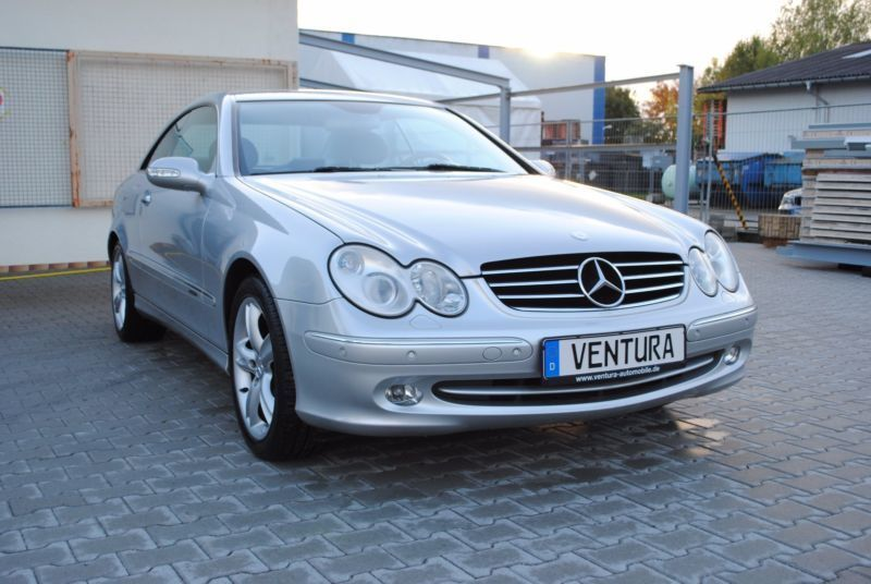verkauft mercedes clk320 clk coupelpg gebraucht 2002 km in brackenheim. Black Bedroom Furniture Sets. Home Design Ideas
