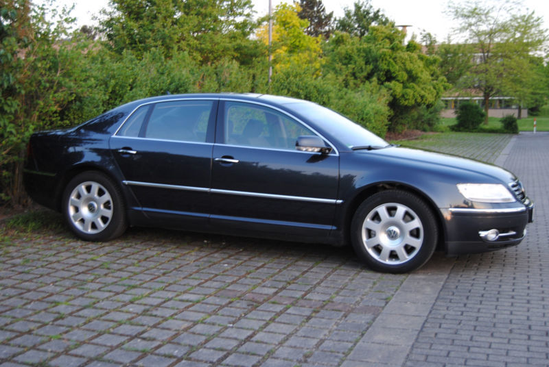 verkauft vw phaeton 4 2 v8 4motion aut gebraucht 2009 km in hamburg billstedt. Black Bedroom Furniture Sets. Home Design Ideas