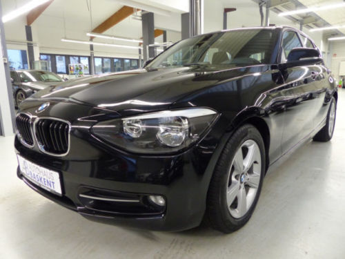 verkauft bmw 118 d sport line keyless gebraucht 2012. Black Bedroom Furniture Sets. Home Design Ideas