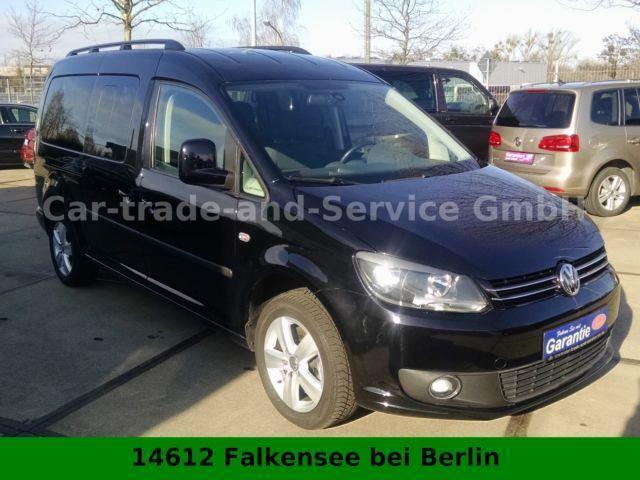 verkauft vw caddy maxi comfortline blu gebraucht 2014 km in brandenburg. Black Bedroom Furniture Sets. Home Design Ideas