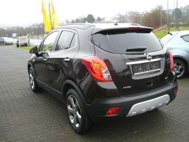 verkauft opel mokka 1 7 cdti automatik gebraucht 2014 km in mechernich. Black Bedroom Furniture Sets. Home Design Ideas