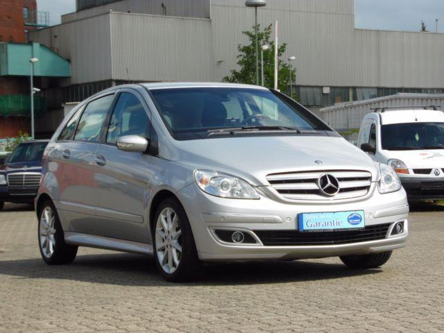 verkauft mercedes b200 turbo panorama gebraucht 2006 km in koblenz. Black Bedroom Furniture Sets. Home Design Ideas