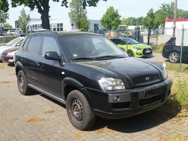 verkauft hyundai tucson 2 7 v6 gls aut gebraucht 2005 km in berlin. Black Bedroom Furniture Sets. Home Design Ideas