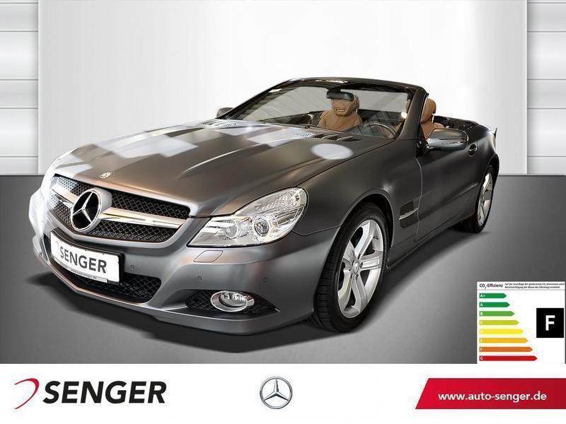 gebraucht Mercedes SL350 Roadster Sportmotor