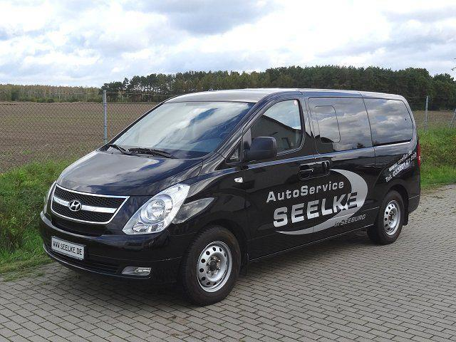 verkauft hyundai h 1 bl travel premium gebraucht 2012 km in seeburg. Black Bedroom Furniture Sets. Home Design Ideas