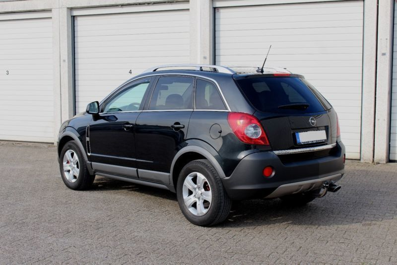 verkauft opel antara 2 0 cdti edition gebraucht 2010 km in barbing. Black Bedroom Furniture Sets. Home Design Ideas