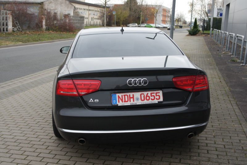 gebraucht 3 0 tdi dpf audi a8 2011 km in bayreuth germany. Black Bedroom Furniture Sets. Home Design Ideas