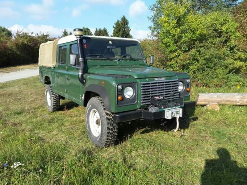 verkauft land rover defender 90 tdi gebraucht 1999 km in mainz kostheim. Black Bedroom Furniture Sets. Home Design Ideas