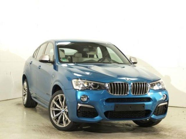 verkauft bmw x4 m40i gebraucht 2016 0 km in speyer autouncle. Black Bedroom Furniture Sets. Home Design Ideas