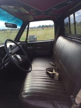c10 gebrauchte chevrolet c10 kaufen 55 g nstige autos zum verkauf. Black Bedroom Furniture Sets. Home Design Ideas