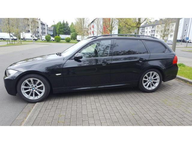 verkauft bmw 318 3er touring gebraucht 2006 km in dortmund. Black Bedroom Furniture Sets. Home Design Ideas