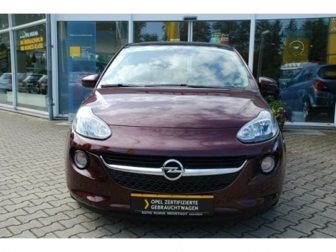 Gebraucht Opel Adam Glam Berry Red