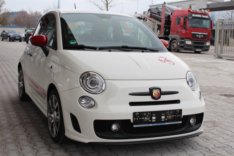 131 gebrauchte fiat 500 abarth fiat 500 abarth. Black Bedroom Furniture Sets. Home Design Ideas