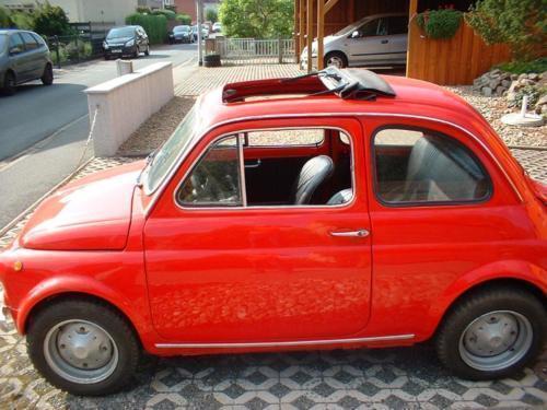 verkauft fiat 500l italien import gebraucht 1971 km in braunschweig. Black Bedroom Furniture Sets. Home Design Ideas