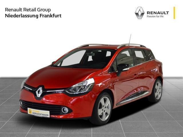 gebraucht Renault Clio GrandTour IV LUXE1.5 dCi 90 eco² Rückfahrka